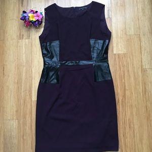 Preston & York colorblock sheath dress